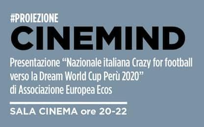 """""""Crazy for football"""" chiude la rassegna Cinemind"""
