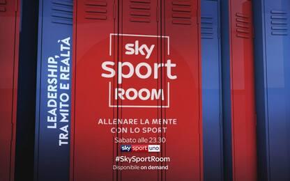 A Sky Sport Room si parla di leadership