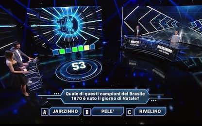 Allenati con Sky Sport Quiz Reward