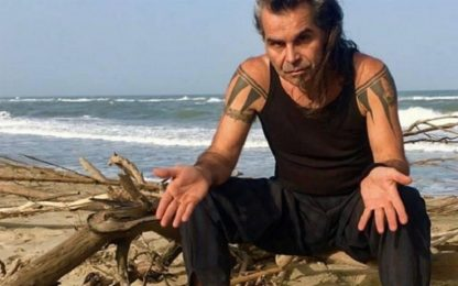 Sanremo, Pelù: un Gigante per il Clean beach tour