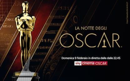 La notte degli Oscar 2020 in diretta su Sky