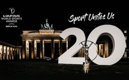 Laureus, Berlino capitale dello sport mondiale