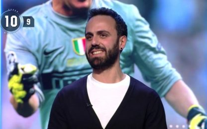 "Sky Sport Quiz, 4^pt: vince il ""Divo dei portieri"""
