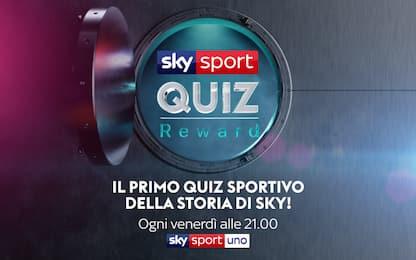 Oggi Sky Sport Quiz Day, stasera prima semifinale