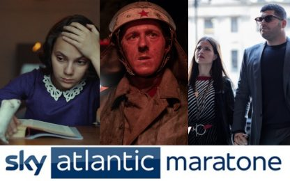 Da domani il pop-up channel Sky Atlantic Maratone