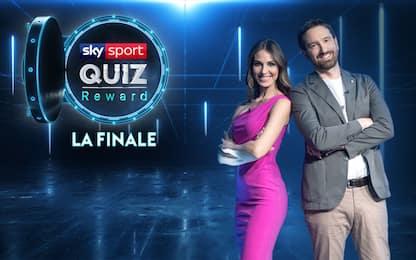 Sky Sport Uno, stasera la finale di Sky Sport Quiz