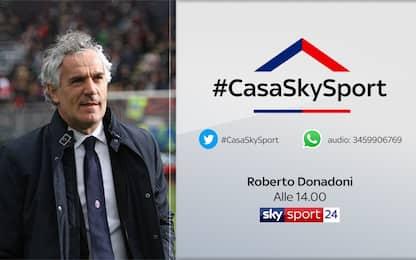 #CasaSkySport, gli ospiti dimartedì 14 aprile
