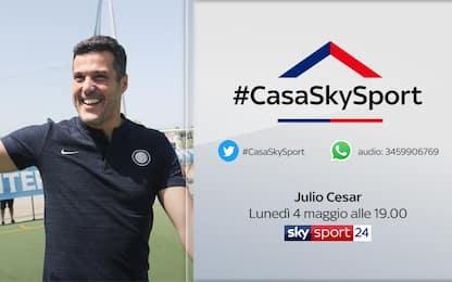 #CasaSkySport, gli ospiti di lunedì 4 maggio