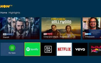 NOW TV, novità e Made in Italy