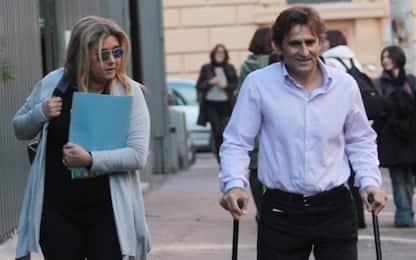 """La moglie di Zanardi: """"Alex riesce a comunicare"""""""