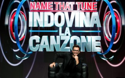 Enrico Papi, Name That Tune: sfida all'ultima nota