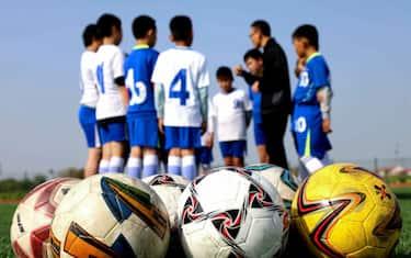 14 scuola calcio getty