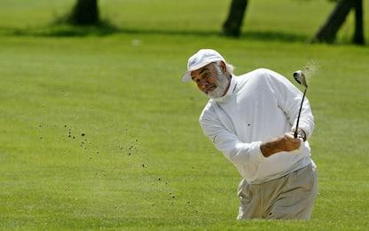 Sean Connery, addio a un grande uomo di sport