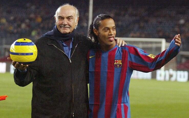 Connery e Ronaldinho