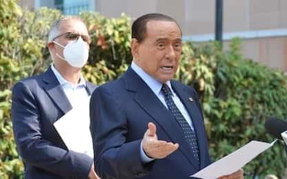 """Berlusconi ricoverato: """"Solo accertamenti"""""""
