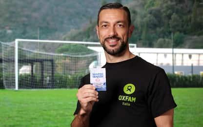 Acqua che salva la vita, la campagna Oxfam