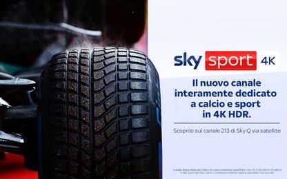 Nasce Sky Sport 4K!