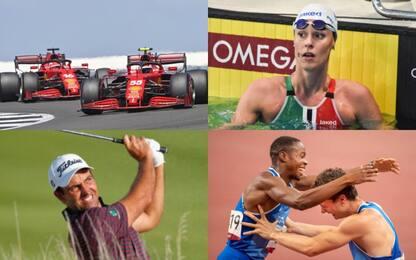 Il weekend su Sky: 12 sport e oltre 50 ore live