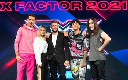 X Factor, al via l'edizione 2021: tutte le novità