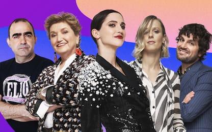 Italia's Got Talent: torna Pellegrini, novità Elio