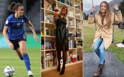 """Campionesse """"social"""": le più seguite su Instagram"""
