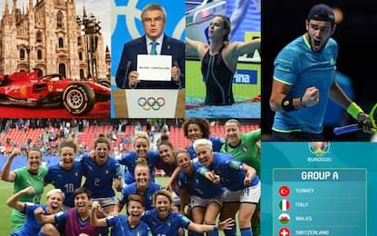 10 anni di Sky Sport: gli eventi del 2019