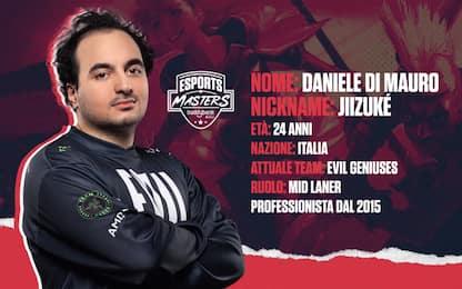 League of Legends: Daniele Di Mauro Jiizukè