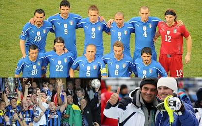 10 anni di Sky Sport: gli eventi del 2010