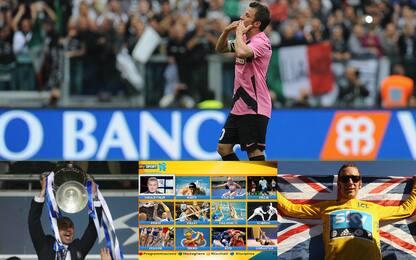10 anni di Sky Sport: gli eventi del 2012