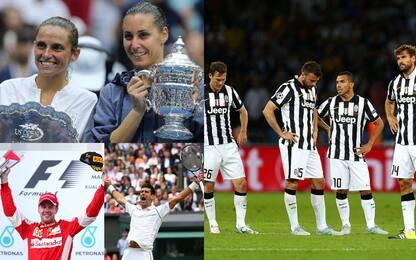 10 anni di Sky Sport: gli eventi del 2015