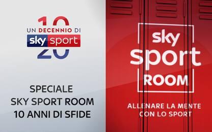 Un decennio di Sky Sport: speciale Sky Sport Room