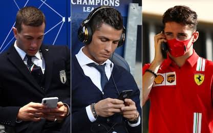 """Gli sportivi più """"twittati"""" del 2020: Ronaldo 1°"""