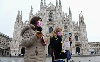 Ieri in Italia 22.865 nuovi casi e 339 decessi
