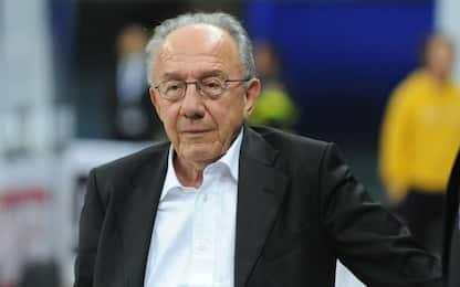 Virtus Bologna, morto l'ex presidente Bertocchi