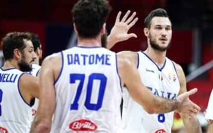 Italia al Pre-Olimpico: l'ostacolo sarà la Serbia