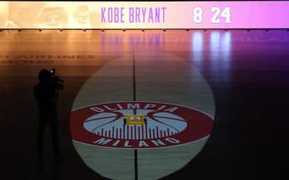 """""""Ciao Kobe"""": il saluto del Forum a Bryant. VIDEO"""