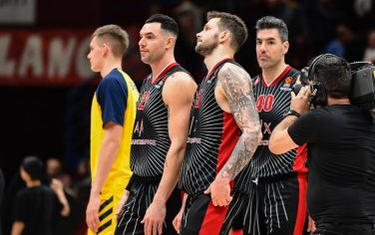AX Armani Exchange Olimpia Milano vs ALBA Berlin - Basket Turkis