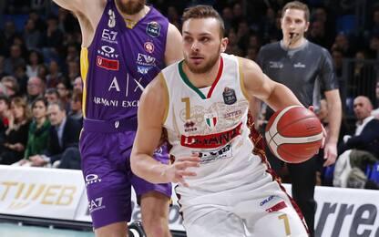 Final 8, Milano ko: Venezia-Brindisi in finale