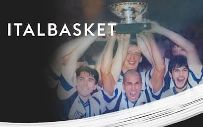 """""""Italbasket Day"""": rivivi il trionfo ad Euro 1999"""