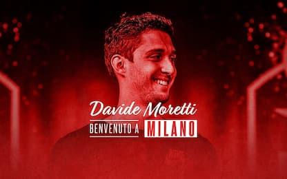 Ufficiale: Davide Moretti all'Olimpia Milano