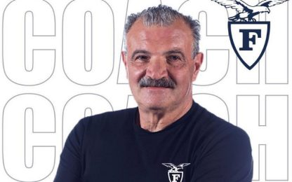Meo Sacchetti nuovo coach della Fortitudo Bologna