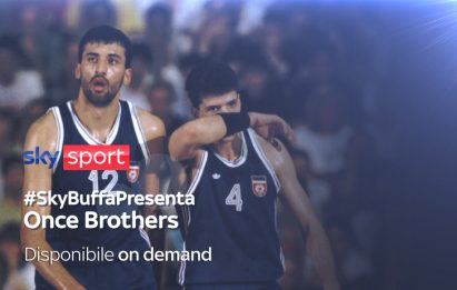 "La storia di Divac e Petrovic in ""Once Brothers"""