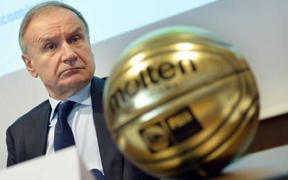 Gianni Petrucci rieletto presidente della Fip
