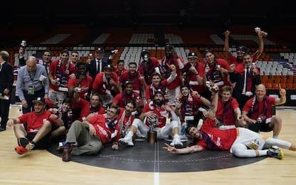 Baskonia campione di Spagna, Polonara decisivo