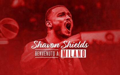 Milano: ufficiale l'arrivo di Shavon Shields