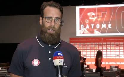"""Datome si presenta: """"A Milano per vincere"""". VIDEO"""