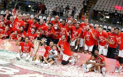 Supercoppa a Milano, Virtus ko in finale 75-68