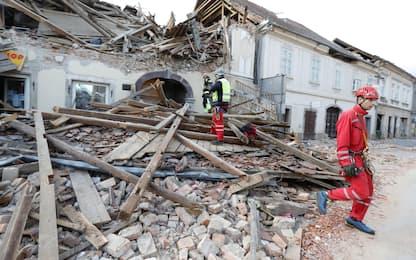 Terremoto, salvo baby giocatore di Trieste