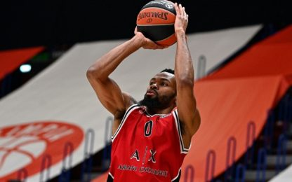 Hacket abbatte l'Olimpia: Cska vince all'overtime