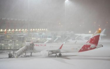 madrid aeroporto